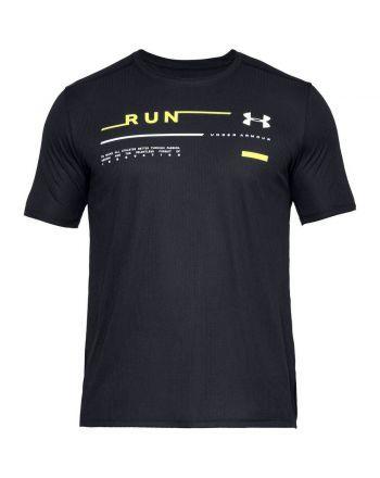 Koszulka Męska Under Armour RUN Graphic Under Armour - 1 buty zapaśnicze ubrania kostiumy