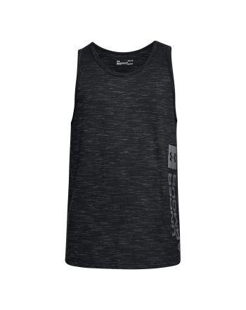 T-shirt TANK Under Armour  - 5 buty zapaśnicze ubrania kostiumy