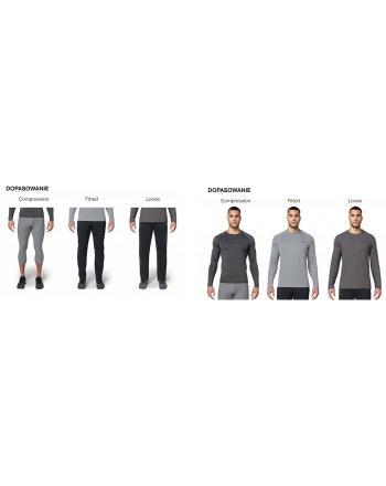Spodenki męskie Under Armour Cotton Under Armour - 11 buty zapaśnicze ubrania kostiumy
