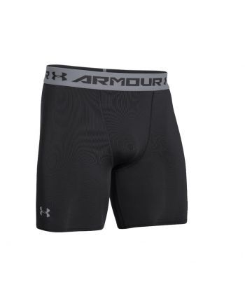 Men's Under Armor Heatgear Compression Shorts Under Armour - 1 buty zapaśnicze ubrania kostiumy