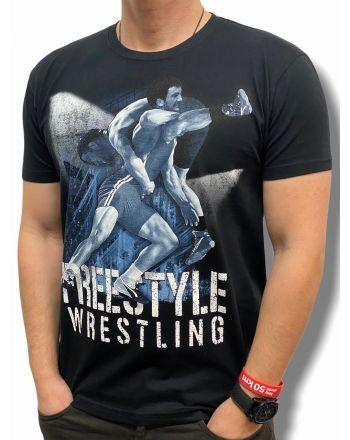 copy of T-shirt Europa V2 Jarex-Wrestling - 1 buty zapaśnicze ubrania kostiumy