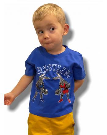T-shirt Rabbit Jarex-Wrestling - 1 buty zapaśnicze ubrania kostiumy