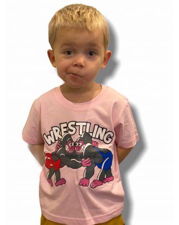 T-shirt Gorilla Jarex-Wrestling - 1 buty zapaśnicze ubrania kostiumy