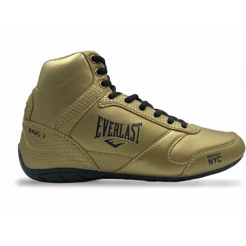 Everlast Ring 2 - Boxing shoes  - 1 buty zapaśnicze ubrania kostiumy