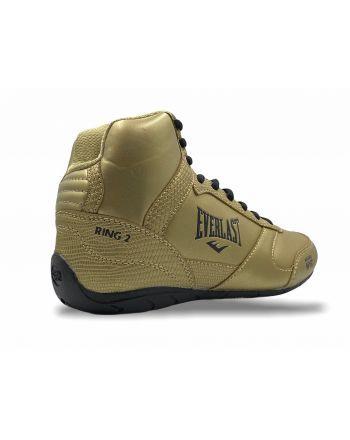 Everlast Ring 2 - Boxing shoes  - 2 buty zapaśnicze ubrania kostiumy