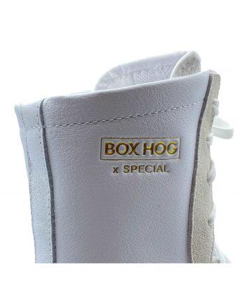 ADIDAS BOX HOG X SPECIAL - Buty bokserskie  - 4 buty zapaśnicze ubrania kostiumy