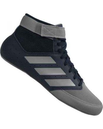 Wrestling shoes Adidas Mat Hog 2 F99820 Adidas - 4 buty zapaśnicze ubrania kostiumy
