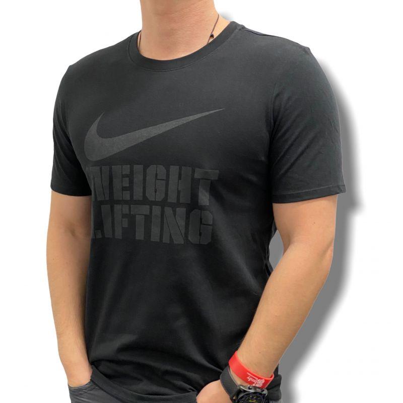 T-shirt Nike Weightlifting Nike - 1 buty zapaśnicze ubrania kostiumy