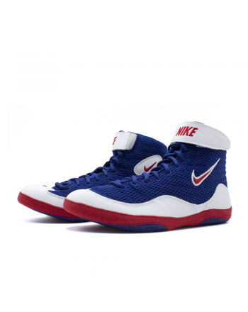 Wrestling shoes Nike Inflict 3 325256 461 Nike - 3 buty zapaśnicze ubrania kostiumy