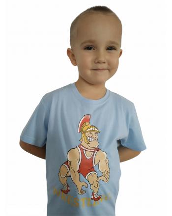 T-shirt Rzymianin Jarex-Wrestling - 1 buty zapaśnicze ubrania kostiumy