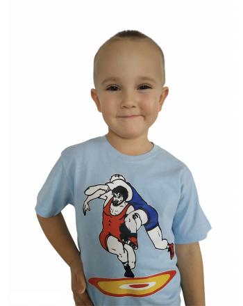 T-shirt MATA Jarex-Wrestling - 1 buty zapaśnicze ubrania kostiumy