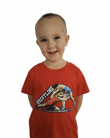 T-shirt MATA 2 Jarex-Wrestling - 1 buty zapaśnicze ubrania kostiumy
