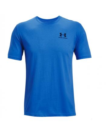 T-shirt Under Armour Under Armour - 2 buty zapaśnicze ubrania kostiumy