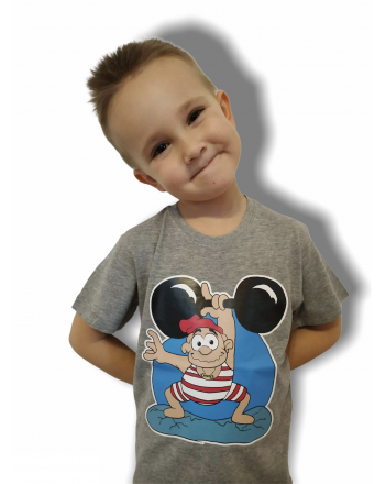 T-shirt Weightlifting KIDS Jarex-Wrestling - 1 buty zapaśnicze ubrania kostiumy