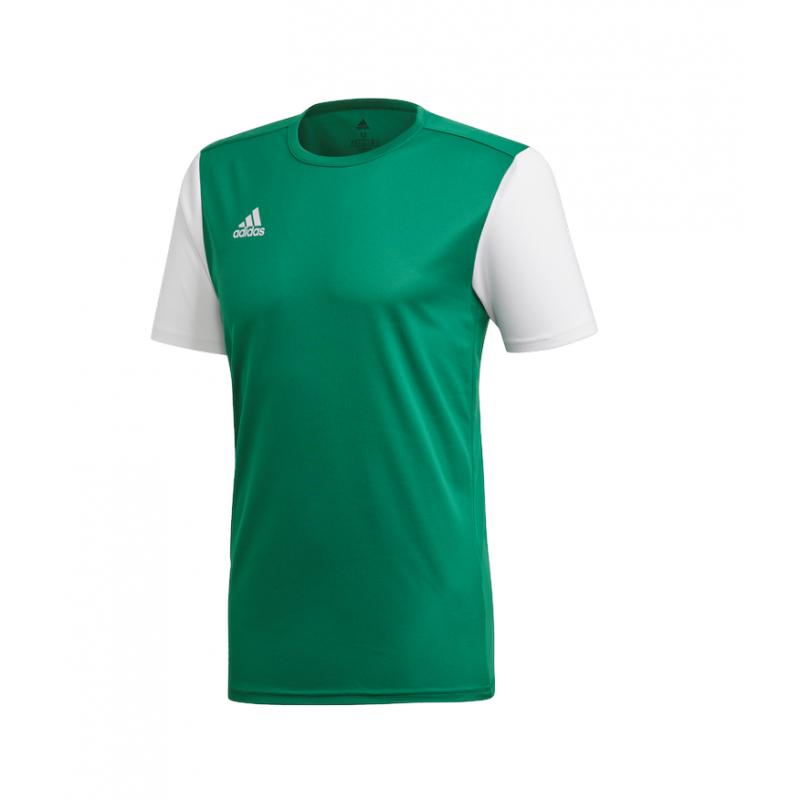 T-shirt Adidas ESTRO  - 1 buty zapaśnicze ubrania kostiumy