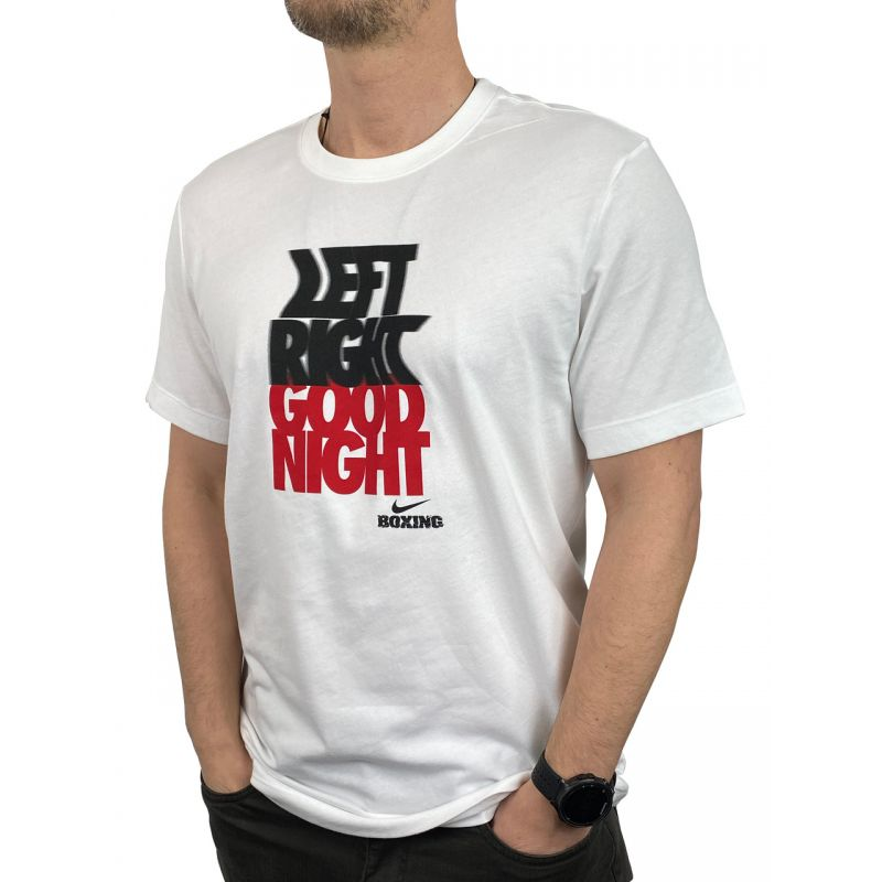 T-shirt Nike Boxing  - 1 buty zapaśnicze ubrania kostiumy