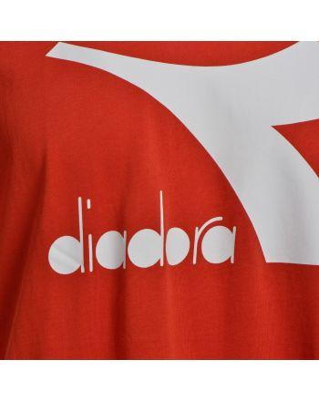 T-SHIRT SPORTOWY DIADORA BIG LOGO SS DIADORA - 3 buty zapaśnicze ubrania kostiumy