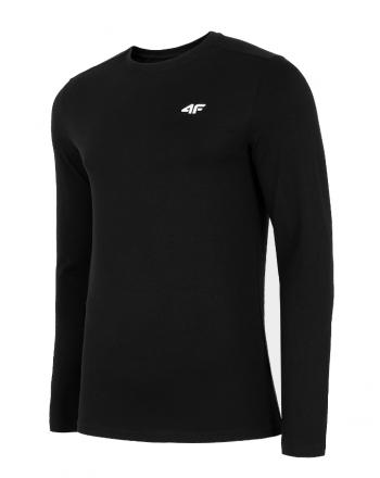 Koszulka męska z długim rękawem NOSH4-TSML001  - 1 buty zapaśnicze ubrania kostiumy