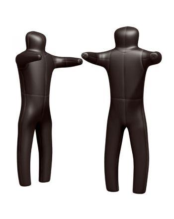 Manekin zapaśniczy skórzany 150cm 20kg  - 1 buty zapaśnicze ubrania kostiumy