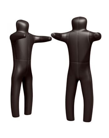Manekin zapaśniczy skórzany  180cm 36kg  - 1 buty zapaśnicze ubrania kostiumy