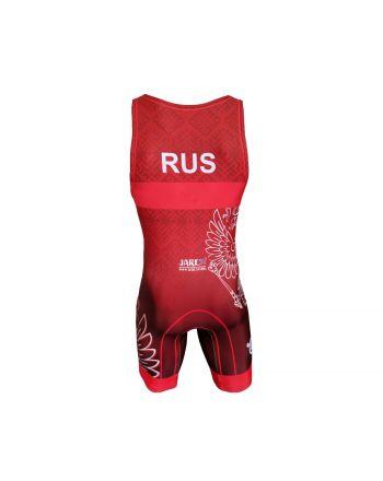 Berkner RUSSIA Berkner - 1 buty zapaśnicze ubrania kostiumy
