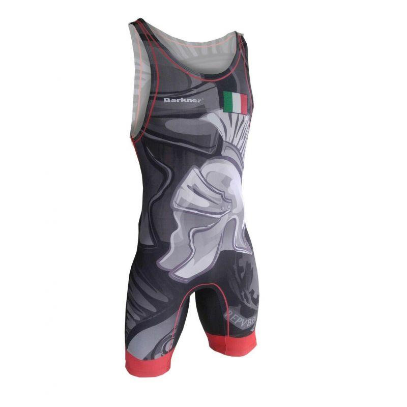 Berkner ITALY Berkner - 5 buty zapaśnicze ubrania kostiumy