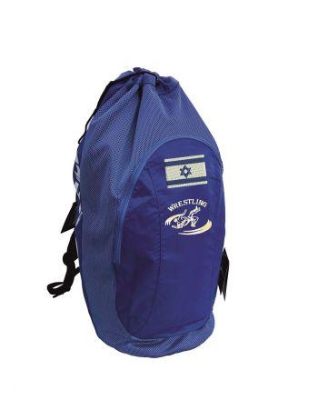 Asics GearBag Izrael Asics - 1 buty zapaśnicze ubrania kostiumy