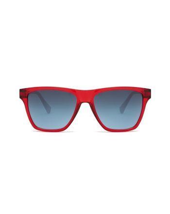 Hawkers CRYSTAL RED BLUE GRADIENT ONE LS  - 1 buty zapaśnicze ubrania kostiumy