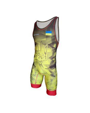 Berkner UKRAINE - wersja A Berkner - 1 buty zapaśnicze ubrania kostiumy