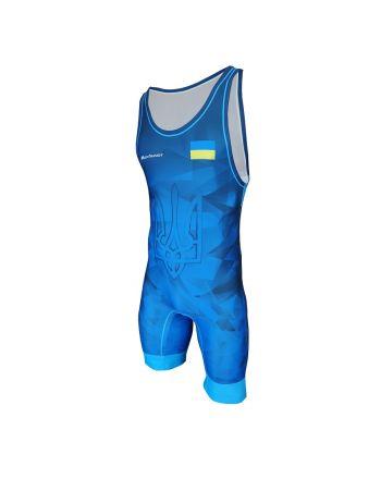 Berkner UKRAINE - wersja A Berkner - 2 buty zapaśnicze ubrania kostiumy