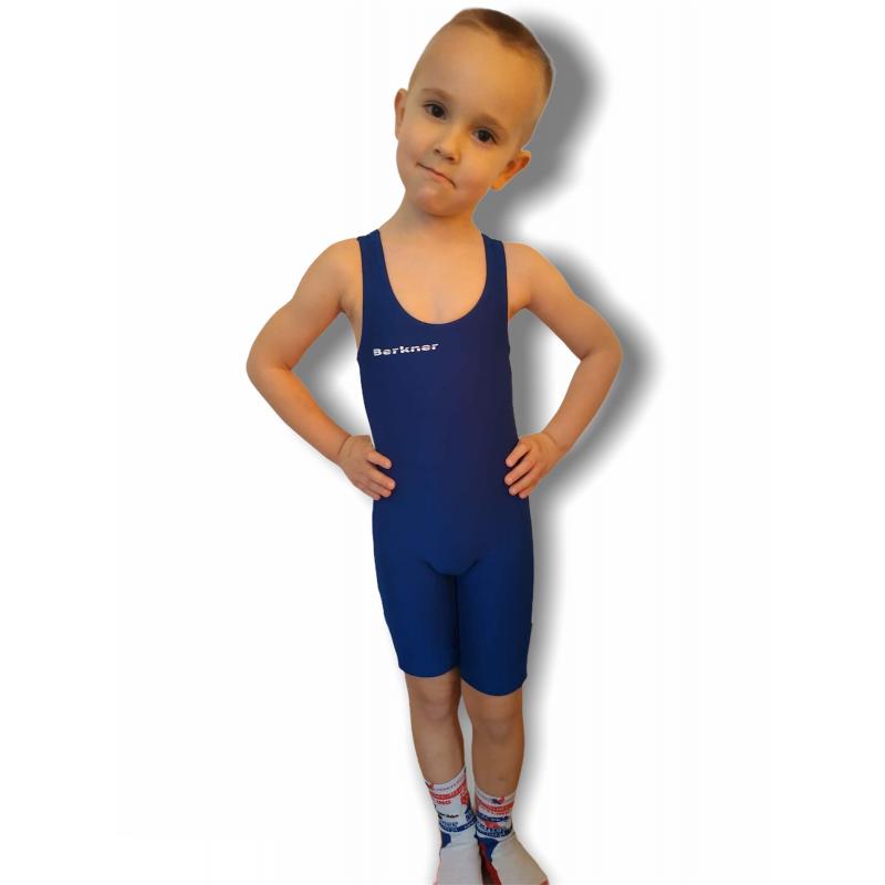BERKNER KIDS Berkner - 1 buty zapaśnicze ubrania kostiumy