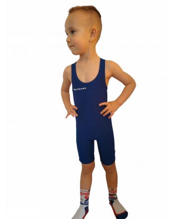 BERKNER KIDS Berkner - 2 buty zapaśnicze ubrania kostiumy