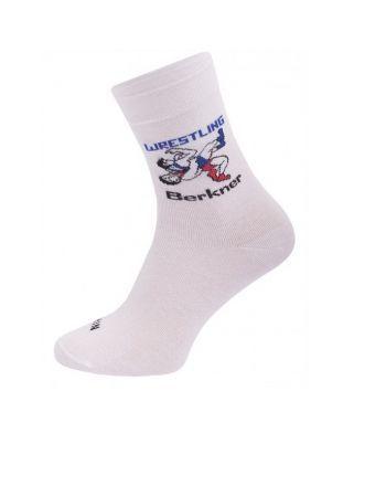 Wrestling socks BERKNER Berkner - 5 buty zapaśnicze ubrania kostiumy