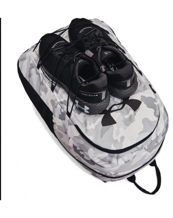 Plecak sportowy Under Armour Hustle  - 2 buty zapaśnicze ubrania kostiumy