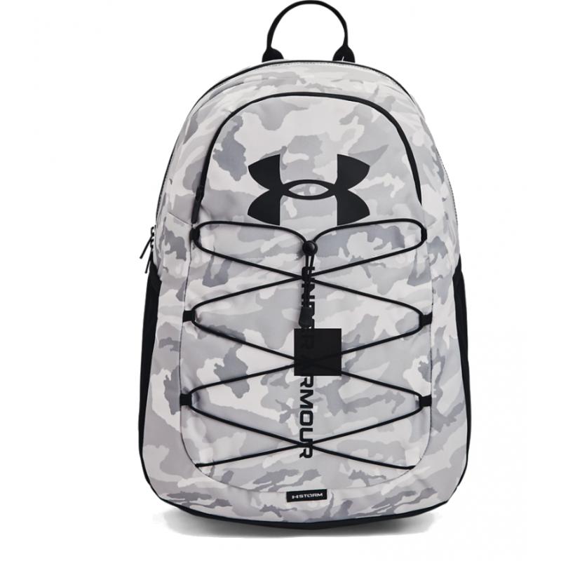 Plecak sportowy Under Armour Hustle  - 1 buty zapaśnicze ubrania kostiumy