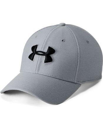 Men's cap Under Armour HEATHERED BLITZING 3.0 Under Armour - 2 buty zapaśnicze ubrania kostiumy
