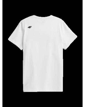 Koszulka męska sportowa 4F  - 1 buty zapaśnicze ubrania kostiumy