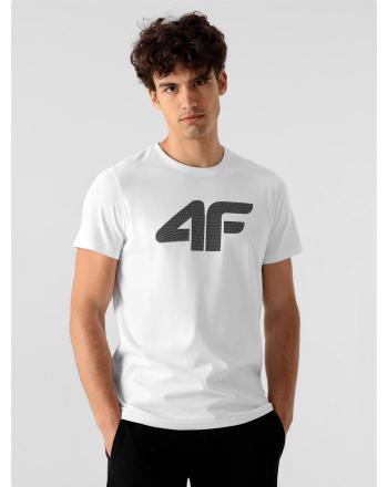 Koszulka męska sportowa 4F  - 3 buty zapaśnicze ubrania kostiumy