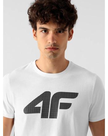 Koszulka męska sportowa 4F  - 4 buty zapaśnicze ubrania kostiumy