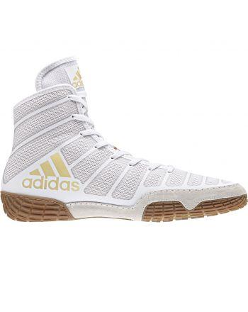 Buty zapaśnicze Adidas Varner DA9891 Białe-Złote